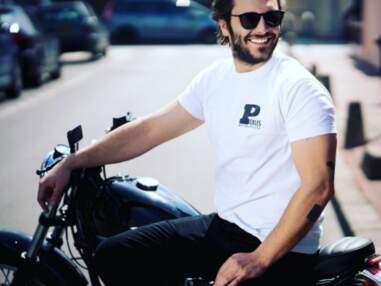 Pio Marmaï : tatouages, moto et potes... focus sur le beau brun sexy du cinéma français