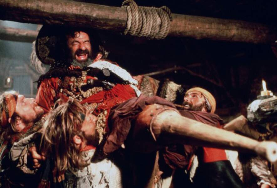 Pirates (1986), un film de Roman Polanski avec des pirates plus vrais que nature