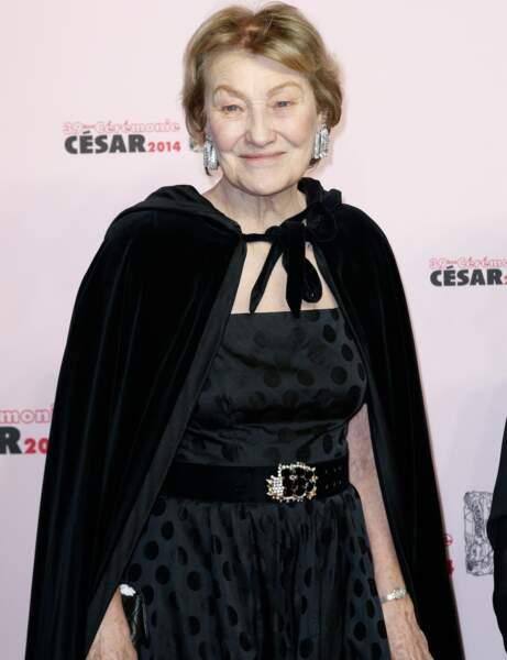 Marisa Bruni Tedeschi, la maman de Carla Bruni, faisait partie des nommées.