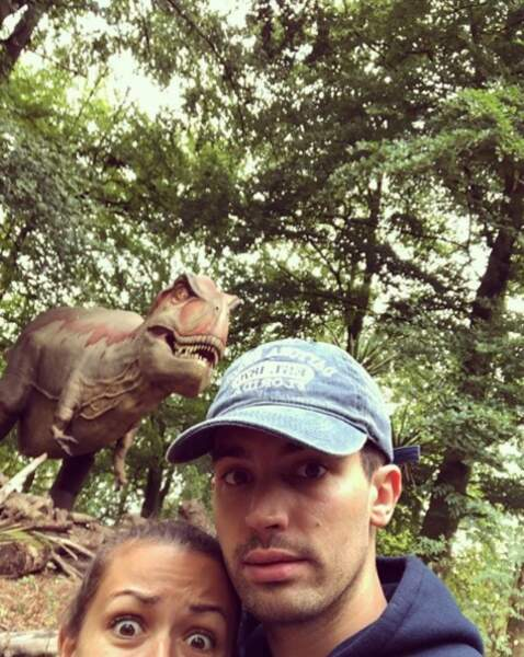 Jeanjass ALZ à Jurassic Park