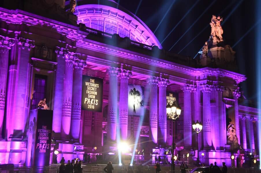 Ce mercredi 30 novembre, c'est au Grand Palais qu'il fallait être.