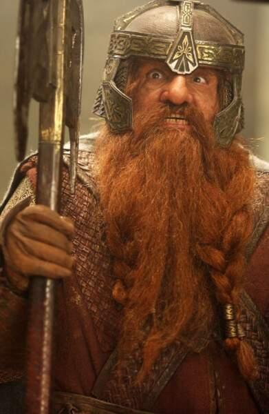 Que devient John Rhys-Davies, le nain Gimli ?