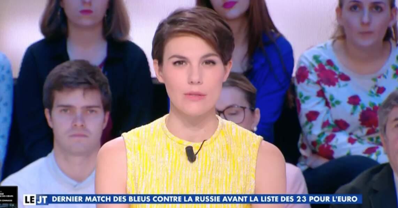 Comme Emilie Besse sur Canal+