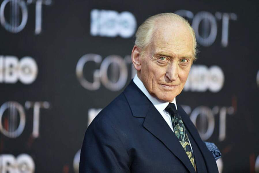 Tywin Lannister (Charles Dance) vous surveille !