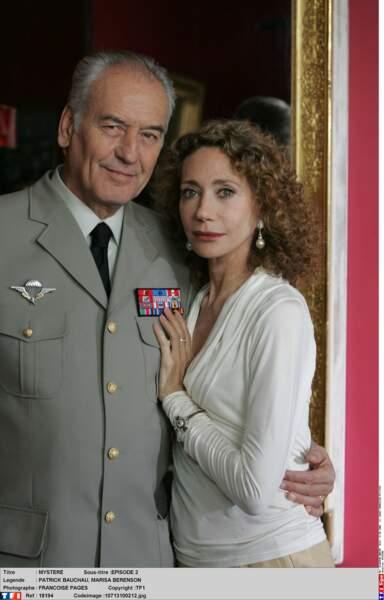 L'acteur belge a joué, entre autres, dans Mystère, la saga de l'été 2007 de TF1 au côté de Marisa Berenson