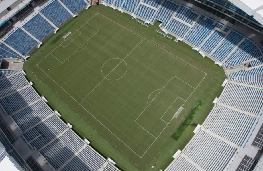 Arena das Dunas (Natal) 42 086 places