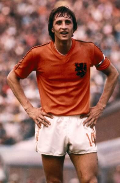 Le footballeur néerlandais Johan Cruyff s'est éteint le 24 mars 2016. Il avait 68 ans