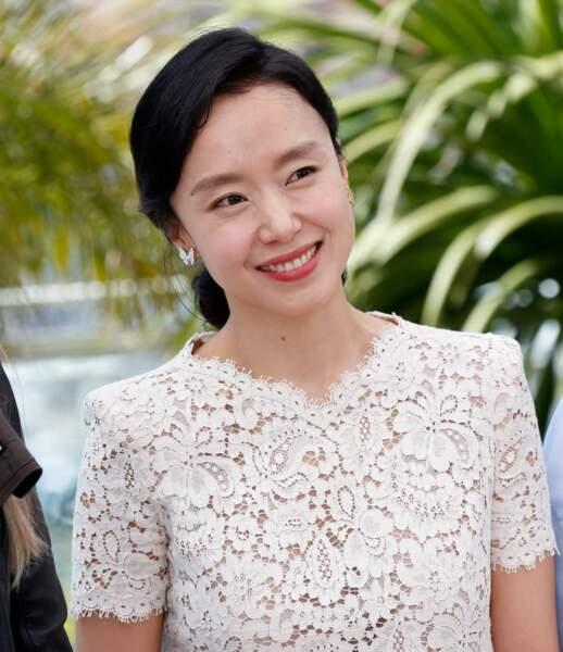 L'actrice sud-coréenne Jeon Do-yeon