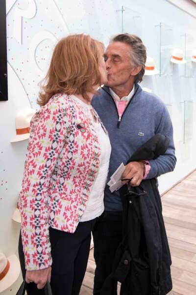 Gérard Holtz, toujours aussi amoureux de sa femme Muriel
