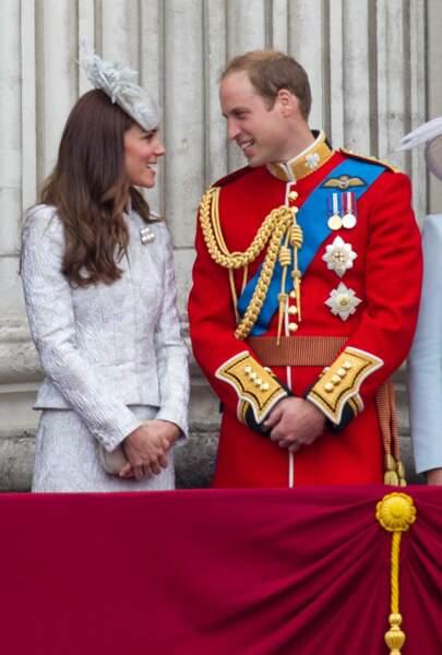 2014 s'achève, il est temps de retracer l'année riche en émotions de Kate et William !