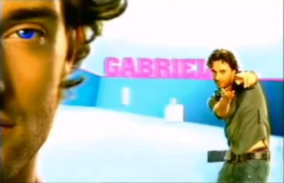 """Gabriel (Saison 1). Son secret : """"Je suis le complice de La Voix"""""""