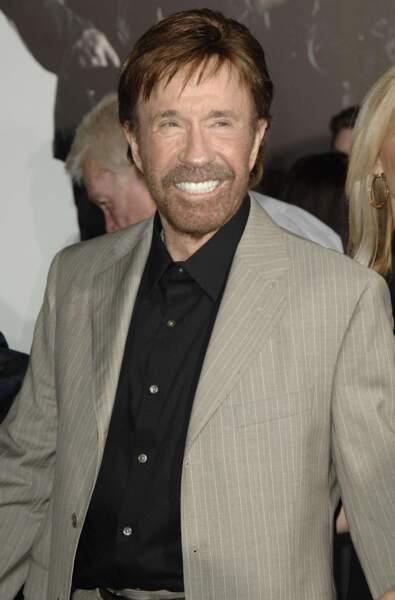 Quant à Chuck Norris, désolé : pas trouvé ! Normal, il est irremplaçable (et c'est peut-être mieux ainsi)