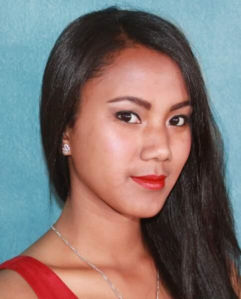 Miss Madagascar : Miantsa Randriambel