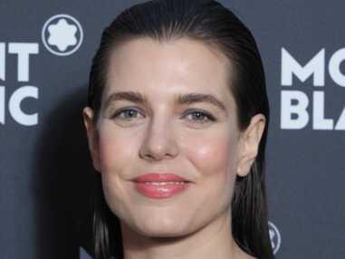 Charlotte Casiraghi préside le lancement de la nouvelle collection Montblanc