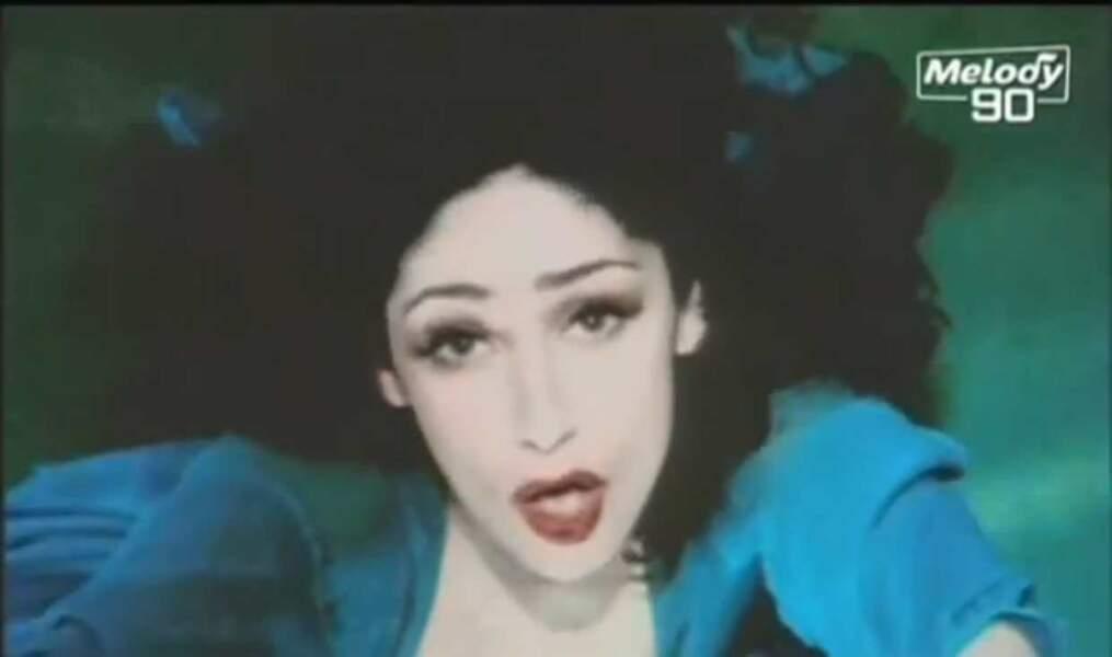 Rachel Des Bois (Victoire de la révélation variétés féminine en 1995)