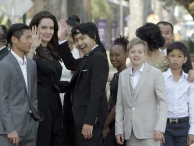 Touchant : Angelina Jolie et ses six enfants en voyage au Cambodge