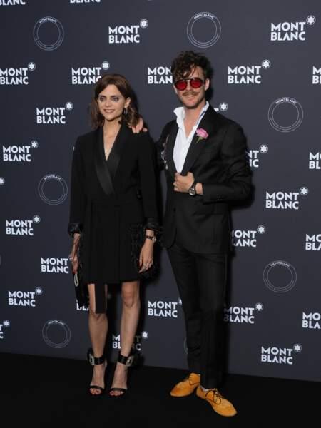 Macarena Gomez et Aldo Comas