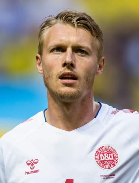 Simon Kjaer (Danemark), 29 ans