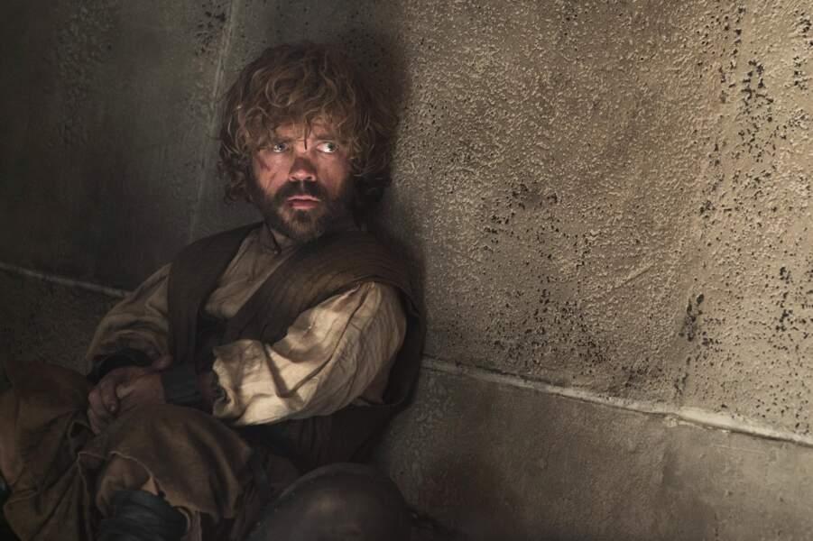 À l'écran, Peter Dinklage joue le frère de Lena Headey, Tyrion Lannister