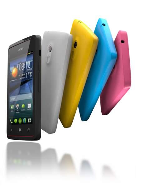 Acer Liquid Z200 : un smartphone à mini-prix
