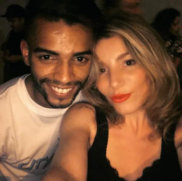 Autre rencontre improbable : Brahim Zaibat et Lola Marois.