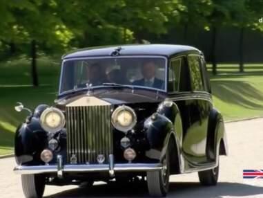 Mariage royal : Meghan sublime, le Prince Harry très élégant... les tenues de la famille royale !