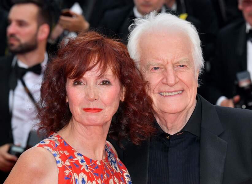 Sabine Azéma et André Dussollier