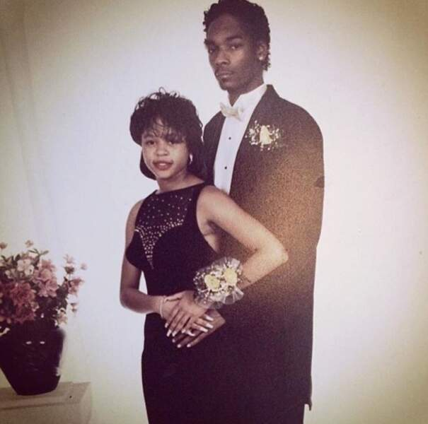 Collector : une photo du mariage de Snoop Dogg datant de 1997.