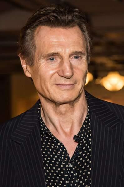 """Autre William célèbre : William """"Liam"""" Neeson."""