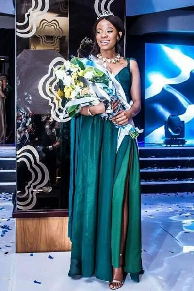 Miss Botswana : Moitshepi Elias