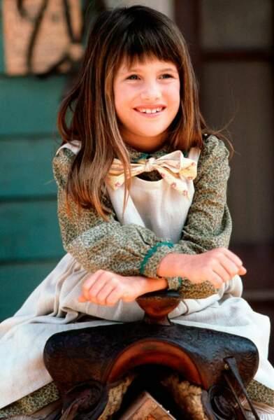 La petite Carrie Ingalls.