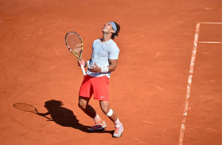 Rafael Nadal bat Novak Djokovic pour la 20ème fois en 35 matches