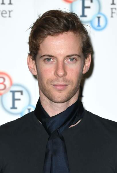 Luke Treadeway (Traitors, Fortitude, Un chat pour la vie, The Hollow Crown, Killing Bono, Le choc des Titans)