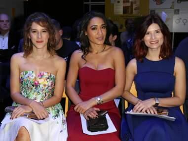 Tonya Kinzinger, Léa François, Flavie Péan… Les stars de séries s'éclatent lors de la Fashion Week automne-hiver 2019/2020