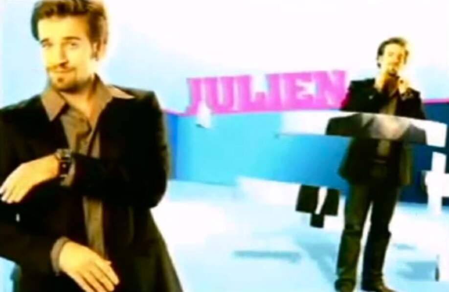 """Julien (Saison 1). Son secret : """"Je suis escort boy"""""""