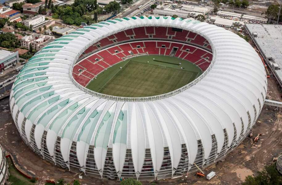 Estádio Beira-Rio (Porto Alegre) 48 849 places
