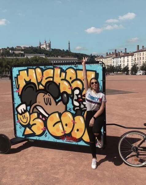 EnjoyPhoenix s'éclate à Lyon