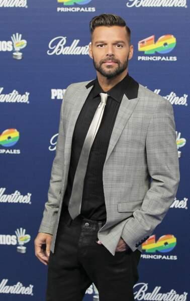 Ricky Martin a lui aussi été séduit par The Voice made in Australia le temps de la saison 2