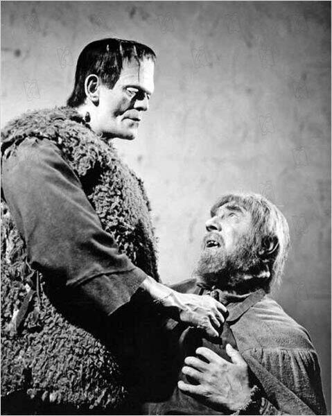 Après le père, le fils de... Frankenstein (1939)