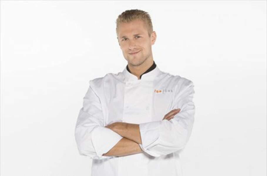 Joris Bijendijk (Montpellier) 28 ans