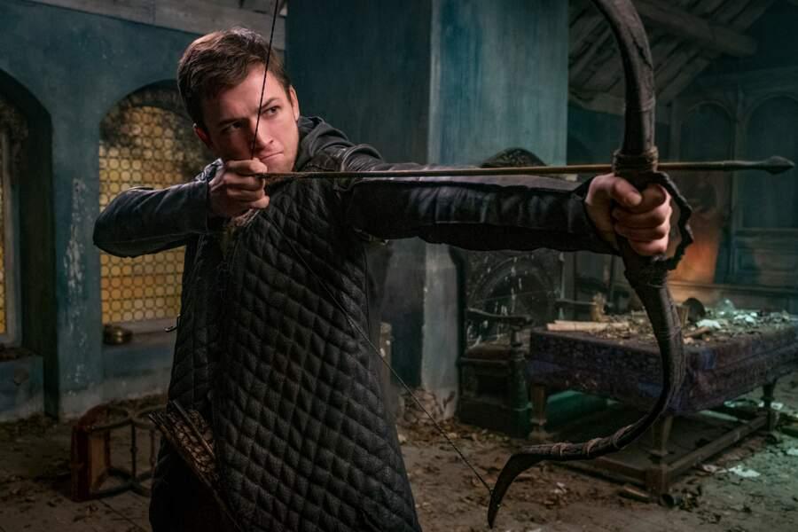 Robin progresse vite et devient l'archer le plus rapide de Nottingham... Il est désormais Robin des Bois !