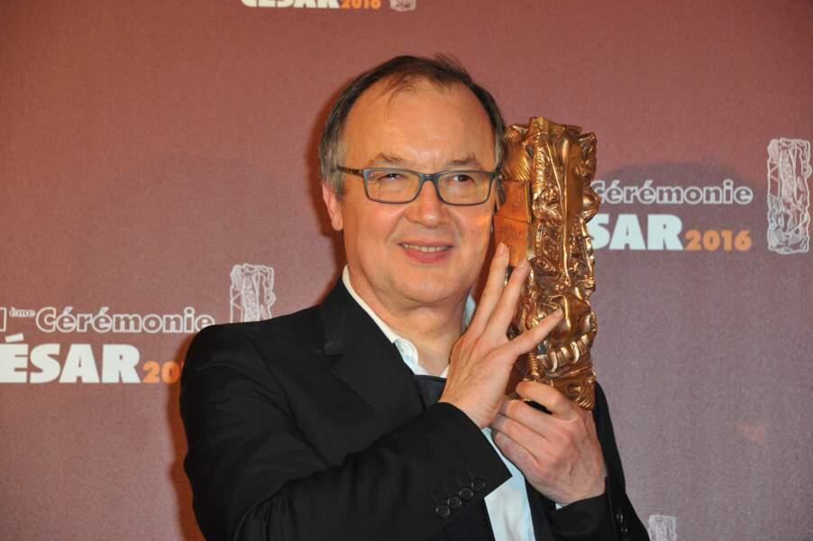 … à Philippe Faucon, dont le film Fatima a remporté plusieurs statuettes au cours de la soirée