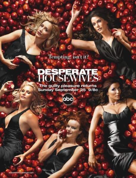 Desperate Housewives : La quarantaine épanouie