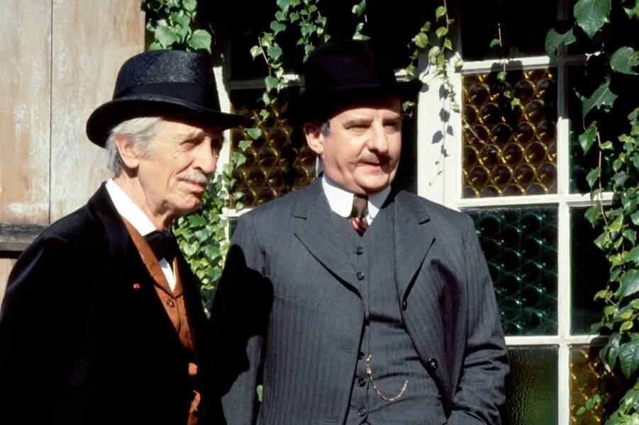 Sous la direction de Bertrand Tavernier dans Un dimanche à la campagne (1984)