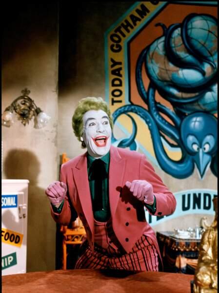 Cesar Romero dans Batman de Leslie H. Martinson (1966)