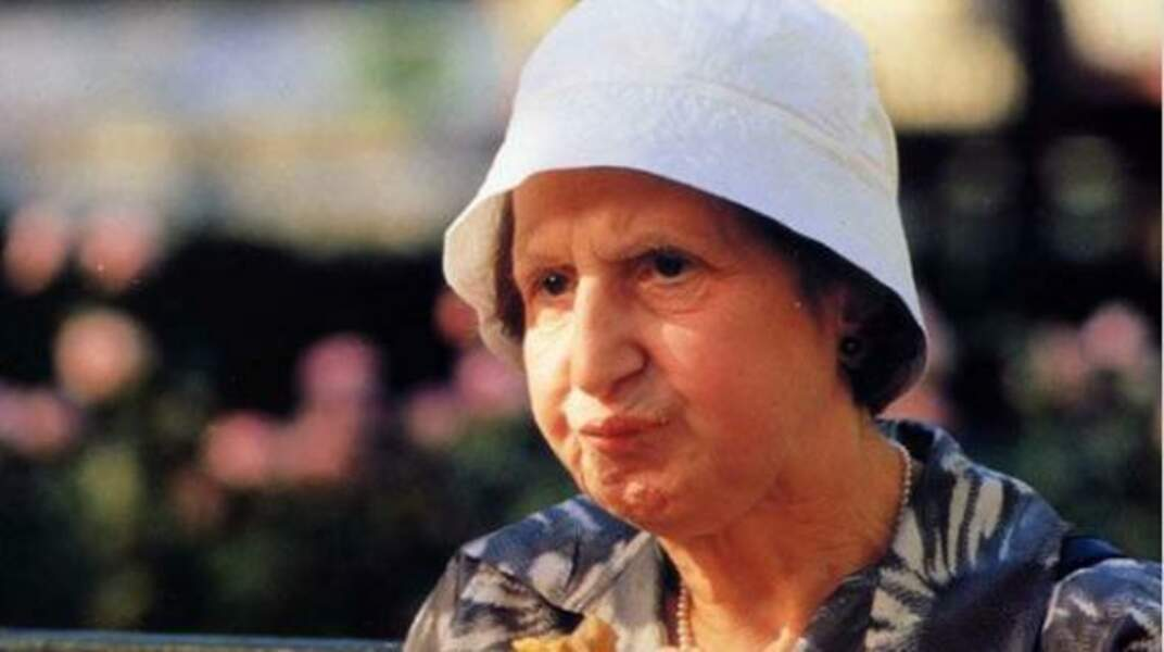 Tsilla Chelton (Tatie Danielle) décédée le 15 juillet 2012.