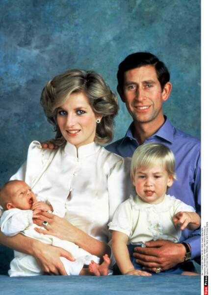 Première Photo Officielle du Prince Harry