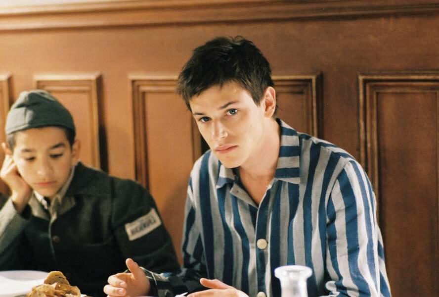 On le découvre ensuite dans La Maison de Nina (2004)