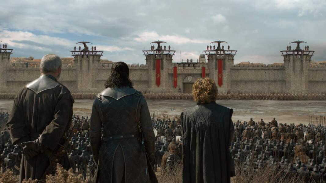 Selon Emilia Clarke, l'épisode 5 serait encore plus fort que l'épisode 3 et la bataille de Winterfell…
