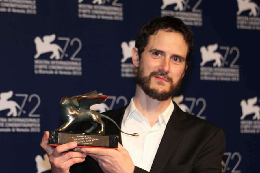 Jake Mahaffy a reçu le prix du Meilleur film de la section Orizzonti pour Free in Deed